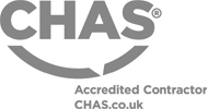 The official CHAS Accreditation Logo.